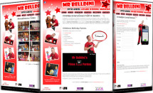 Mr Belldini-Childrens Entertainer